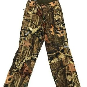 Browning Hunting Vent Camouflage Pants Break-Up